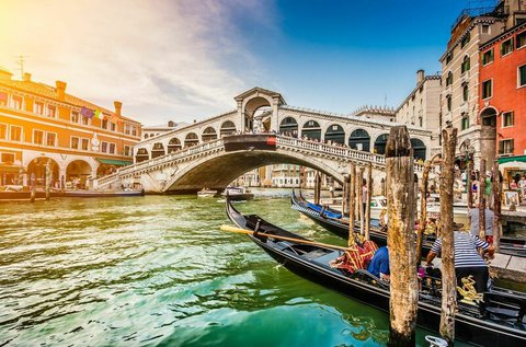 Hétvégi kikapcsolódás a csodás Velencében