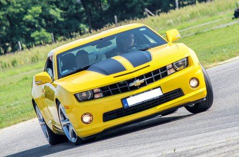 3 körös Chevrolet Camaro élményvezetés