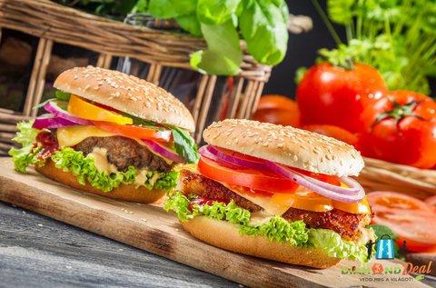 Hamburgerkészítő kurzus és vacsora program