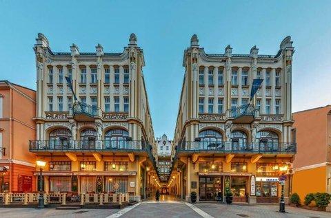 Hangulatos kikapcsolódás Pécs szívében