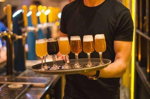 First Craft Beer egyedi sörfőzdetúra 1 fő részére