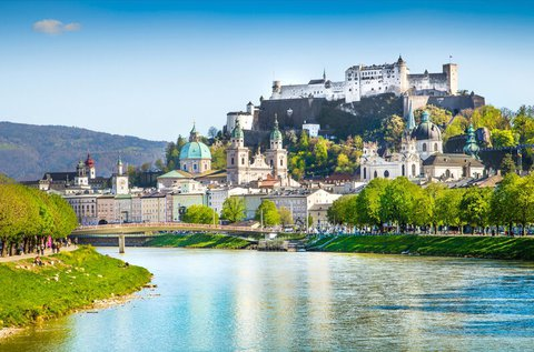 Családi kaland egész évben a mesés Salzburgban