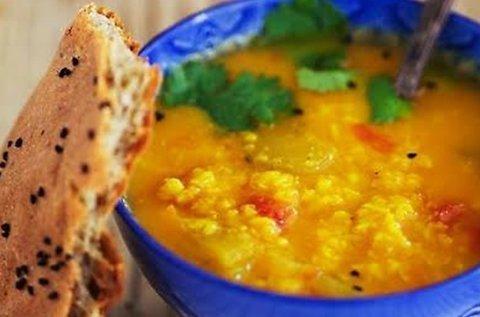 Indiai főzőkurzus és vacsora program