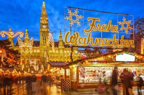 Adventi kirándulás kastélylátogatással Bécsben
