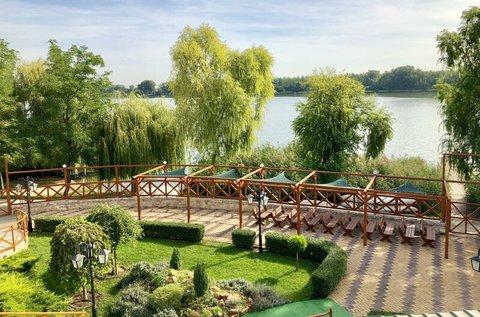 Természetközeli pihenés a Kis-Duna partján