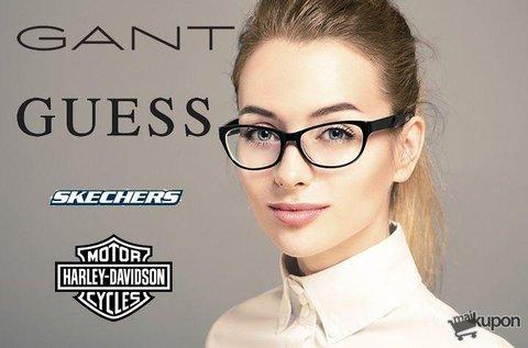 Komplett dioptriás szemüveg márkás kerettel