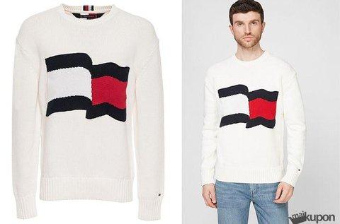 Tommy Hilfiger férfi kötött pulóver több méretben