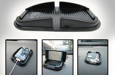 Univerzális autós tartó telefonnak, kulcsoknak