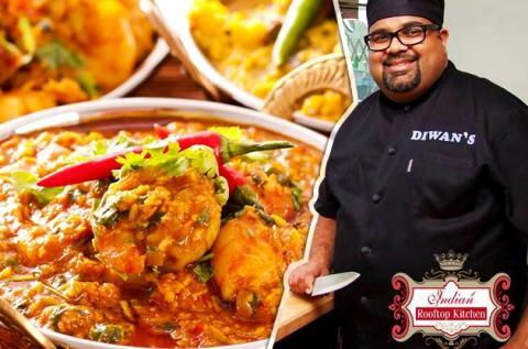 3 órás indiai főzőkurzus eredeti alapanyagokkal