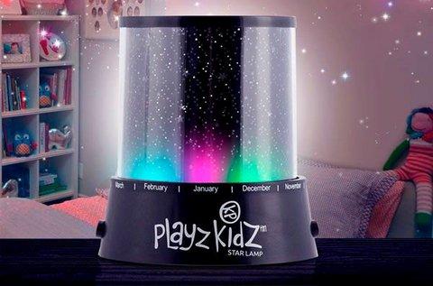 Lepd meg gyermeked Playz Kidz csillagprojektorral!