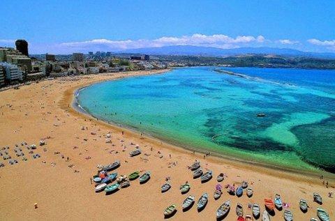 1 hetes nyaralás Gran Canarián repülővel