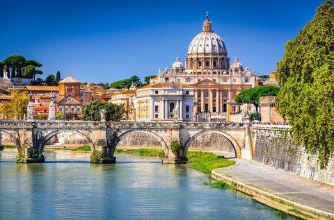 4 napos városnézés Rómában, repülővel