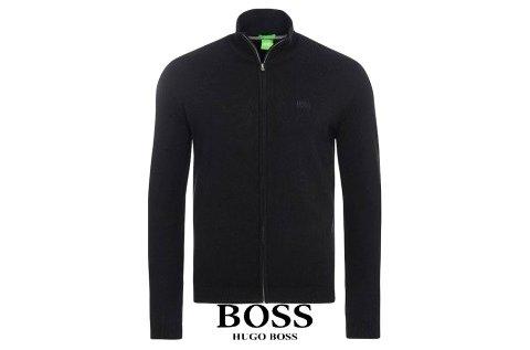 Hugo Boss cipzáras pulóver M-XXL méretben