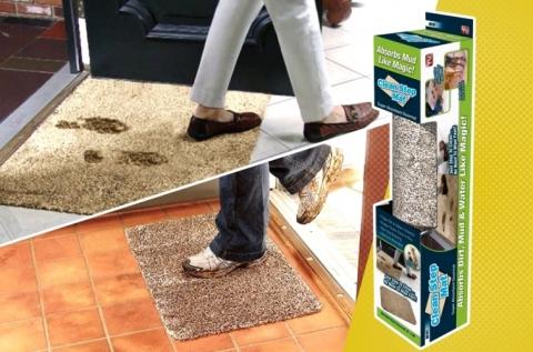 Clean Step Mat mikroszálas csodalábtörlő