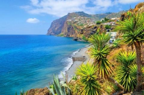 7 napos nyaralás Madeirán repülővel