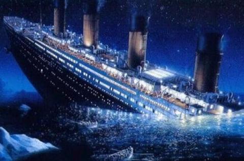Titanic szabadulós játék 2-6 főre