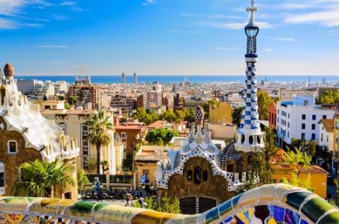 3 napos látogatás Barcelonában
