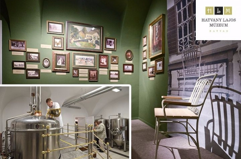 Hatvani Hatvany Lajos Múzeum és Serfőzde belépő