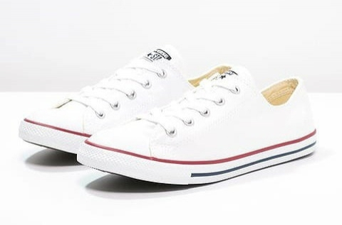 Converse női cipő fehér színben, több méretben