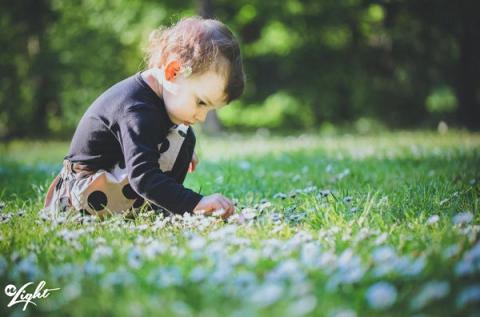 Tavaszi hangulatú családi fotózás Szentendrén