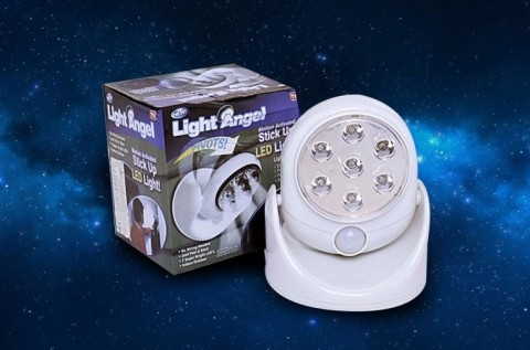 Light Angel LED mozgásérzékelős lámpa