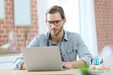Új generációs, monitor munkaszemüveg