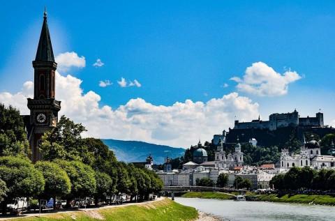 3 napos családi kirándulás Salzburgban