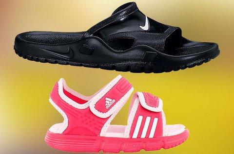 Rider, Nike, Adidas gyermek lábbelik