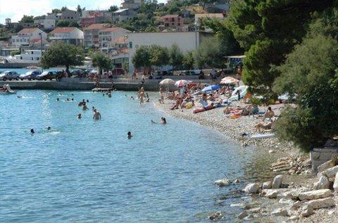 Adriai strandolás a csodás Dalmáciában