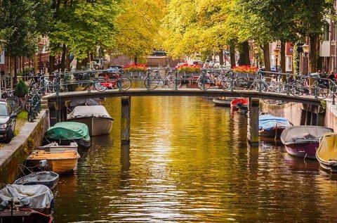 Felhőtlen kikapcsolódás Amszterdamban