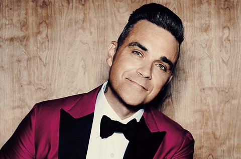 Belépő Robbie Williams koncertjére