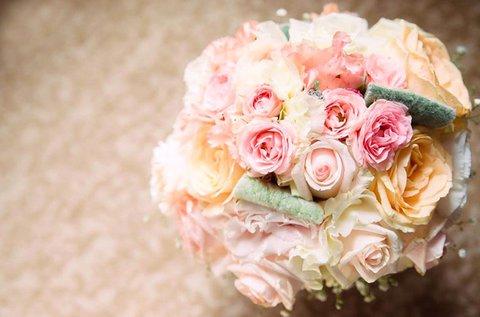 Esküvőtök virágai és dekorációja csomag