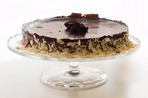 Választható egészséges, rusztikus torták