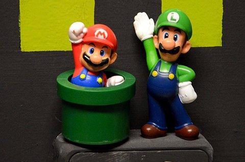 Belépő 1 főnek a Game Over videojáték múzeumba
