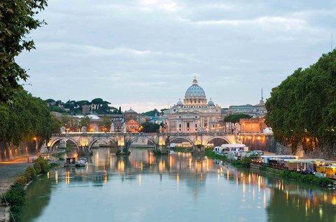 Csodálatos városnézés Rómában