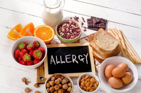 Ételintolerancia és allergiateszt 200 allergénre
