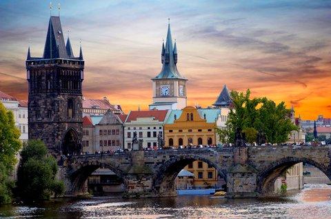 Felejthetetlen pihenés a száztornyú Prágában