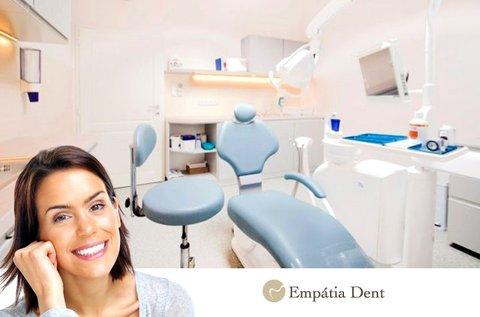 Komplex fogászati kezelés panoráma röntgennel