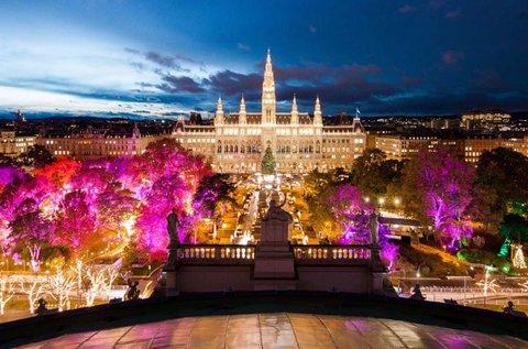Adventi kirándulás a gyönyörű Bécsben