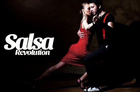 3x90 perces salsa táncbérlet kezdőknek
