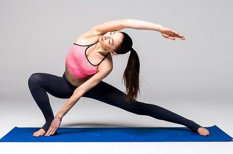 Aerial hoop, aerial silk vagy yogalates óra 60 percben