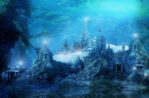 1 órás Atlantisz szabadulós játék 2-8 fő részére