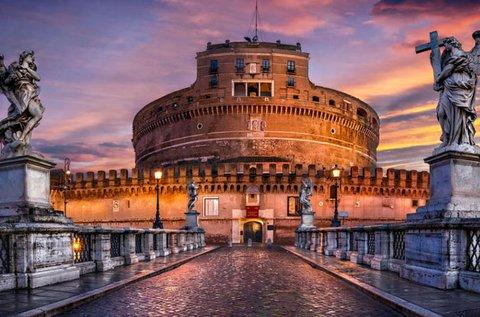 3 napos barangolás Rómában, az örök városban