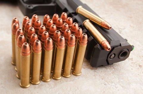 85 lövés 5 féle választható fegyverrel 1 fő részére