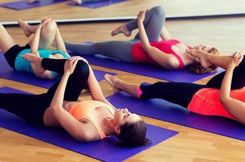 5+1 alkalmas nyugtató jógaedzés