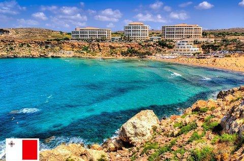 Szilveszterezzetek Málta szigetén!