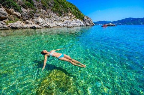8 napos mesés üdülés Korfu szigetén repülővel