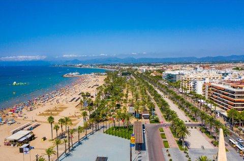 1 hetes üdülés a gyönyörű Costa Dorada-n