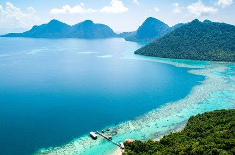 Trópusi nyaralás Malajziában repülővel