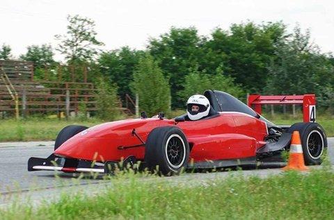 Vezess egy Formula Renault 2.0 autót!